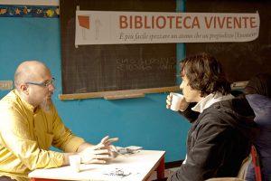 BIBLIOTECA VIVENTE<BR>