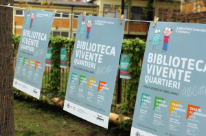 BIBLIOTECA VIVENTE | QUARTIERI   Milano, Corvetto