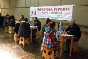 BIBLIOTECA VIVENTE – CARCERE DI BOLLATE<br>